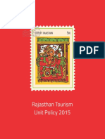 Tourism Unit Policy 2015
