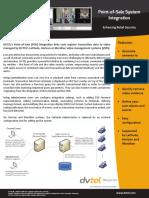 AIC Point-Of-Sale Integration Datasheet Dec 16 2014