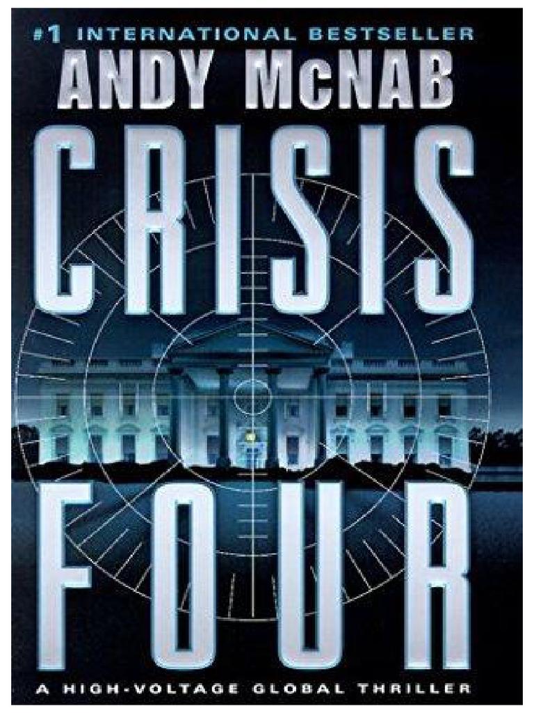 Andy McNab - Crisis Four 4f87d688d9