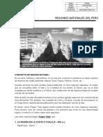 6. Regiones Naturales Del Perú