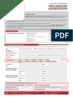 Admissions Aid Taylors University Undergraduate Application Form 2016