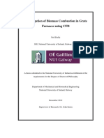 Neil Duffy - PhD Thesis Final - Investigation of Biomass Combustion in Grate Furnaces Using CFD