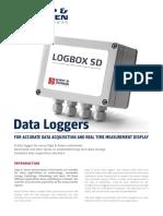 KippZonen Brochure Data Loggers English V1206