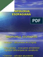 Vii.patologia Esofagiana