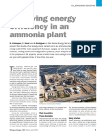 N-S-322 Ammon Plant Efficiency Prf7