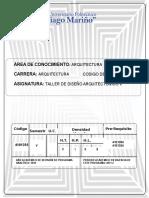 TALLER DE DISEÑO V programa.docx