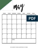 013_May Calendar_Standard Layout_Monday.pdf