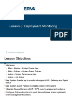 SS110 ADM MAN 08 Deployment Monitoring 04292015