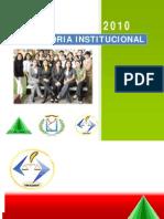 MEMORIA INSTITUCIONAL AD JURIS - INIDEC - UNIVERSIDAD CIUDADANA