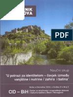 Indikatori etničkog identiteta Bošnjaka u osnovnim izvorima islama