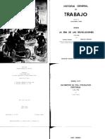 Historia General Del Trabajo. LA ERA de LAS REVOLUCIONES_editable