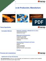 03 Procesos de Manufactura - Costos