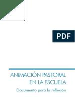 0 Animacion Pastorial en Escuela