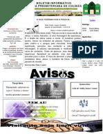 Boletim Informativo 05032015