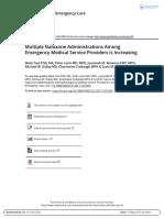 Response to the Opioid Overdose Crisis