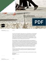 Guía de Fotoperiodismo Agencia Magnum 2017
