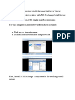 Backup-HP Data Protector Integration With MS Exchange Mail Server Tutorial