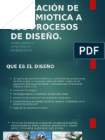 Aplicación de La Semiotica a Los Procesos de Diseño 2