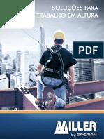 Catálogo Eletrônico Miller - Proteção Em Altura[1]