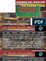 Medidas de Dispersion (1)