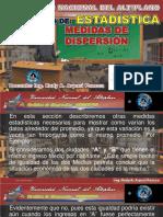 Medidas de Dispersion (1)