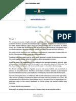 2014 CSAT Prelims Paper(Visionias.net)