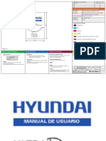 Manual Hyundai Ultra Dream