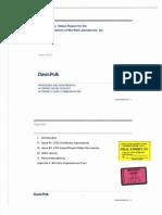 Davis Polk Bio-Rad Report