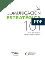 Comunicación Estratégica 101