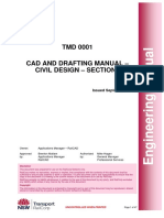 Cad and Drafting Manual