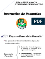 Instructivo de Pasantias