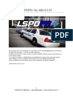 LSPDFR+ Documentation