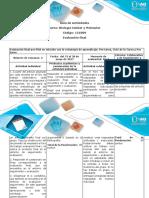 Guía de Actividades y Rúbrica de Evaluación - Tarea 6 - Realizar Análisis de ArtículoUnidad 1-Unidad 2-Unidad 3
