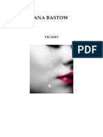Ana Bastow Ocaso