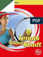 Tennis Broschuere 2015