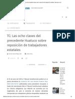 30.IM_TC_ Las ocho claves del precedente Huatuco sobre reposición de trabajadores estatales _ laboraperu4.pdf
