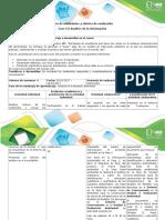 Guía de Actividades y Rúbrica de Evaluación Fase III Análisis de La Información