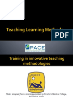 Teaching Learning Methods - Lecture (PACE)_0