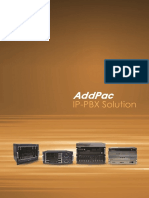 IP-PBX Solution Guide