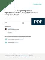 Failure Analysis of High Temperature Superheater