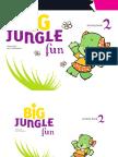 Livro Big Jungle Fun 2 - Editora Moderna