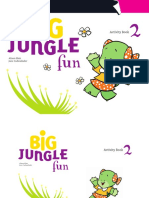 Livro Big Jungle Fun 2 - Editora Moderna