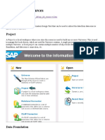 012-SAP IDT Resources