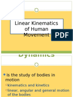 SPE3540 Biomekanik Linear kinematics.ppt