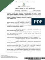 """Aplicación del principio """"Pro Iustitia Socialis"""" en el derecho previsional"""