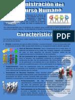 Caracteristicas de Administración de Recursos Humanos