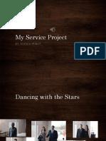 my service project grade 11