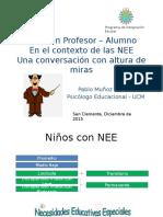Relación Profesor – Alumno