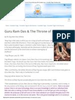 Guru Ram Das & The Throne of Raj Yog _ 3HO Kundalini Yoga - A Healthy, Happy, Holy Way of Life.pdf
