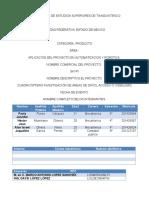tablas de proyecto integrador